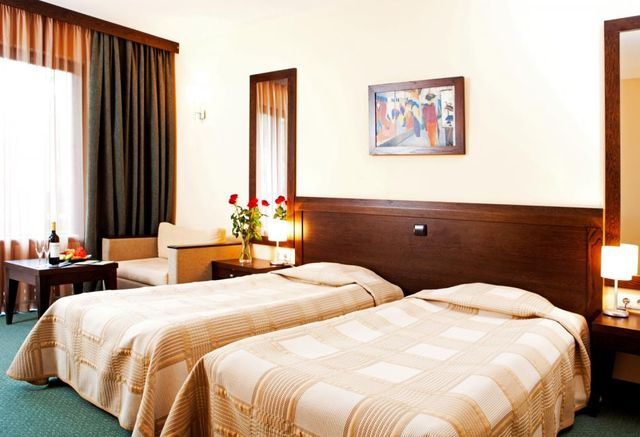 Lion Borovets Hôtel - SGL room