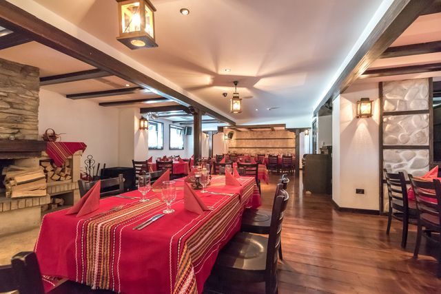 Lion Borovets Hotel - Food and dining